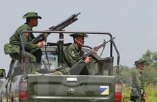 Giao tranh dọc biên giới Trung Quốc, hàng chục lính Myanmar thiệt mạng