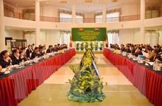 Kỳ họp lần thứ 15 Ủy ban Hỗn hợp Việt Nam-Campuchia