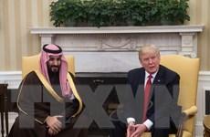 Tổng thống Donald Trump ủng hộ hợp tác Mỹ-Saudi Arabia