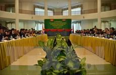 Tăng cường hợp tác giữa lực lượng công an Việt Nam-Campuchia