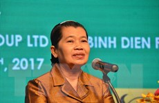 Doanh nghiệp Việt góp phần phát triển nền nông nghiệp Campuchia
