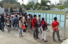 Tìm cách tăng hạn ngạch cho lao động Việt sang làm việc tại Hàn Quốc