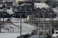 Hàn Quốc cung cấp hơn 200 xe quân sự cho Campuchia