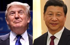 Bắc Kinh công bố thời điểm diễn ra cuộc gặp thượng đỉnh Trung-Mỹ