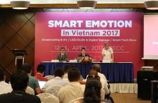 Triển lãm Smart Emotion 2017 quy tụ công nghệ thông minh hàng đầu