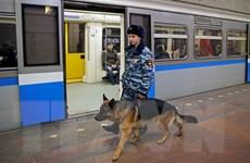 Thiết bị nổ ở St. Petersburg tương tự quả bom chưa nổ ở tàu điện ngầm