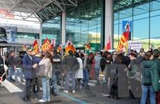 Hãng hàng không quốc gia Italy phải hủy tới 60% số chuyến bay