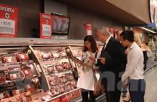 Việt Nam tìm kiếm cơ hội thâm nhập hệ thống siêu thị Argentina