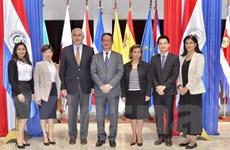 Việt Nam và Paraguay thúc đẩy trao đổi thương mại song phương