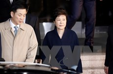 Hàn Quốc: Cựu Tổng thống Park Geun Hye bị thẩm vấn lần 4