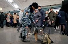 Lại xảy ra nổ bom ở thư viện gần ga tàu điện ngầm St. Petersburg