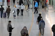 Lượng khách Trung Quốc du lịch Hàn Quốc giảm hơn 60%