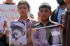 Bộ Ngoại giao Mỹ: Vụ tấn công hóa học tại Syria là tội ác chiến tranh