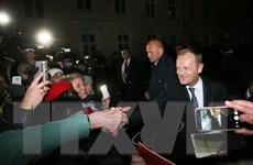 Chủ tịch Hội đồng châu Âu Donald Tusk bị tra hỏi 8 giờ tại Ba Lan