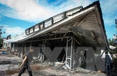 Ít nhất 13 vụ tấn công liên hoàn xảy ra tại miền Nam Thái Lan