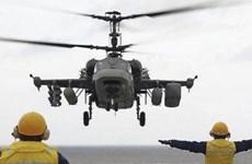 Nga thử nghiệm thành công trực thăng tấn công Ka-52 phiên bản mới