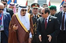 Quan hệ Ai Cập-Saudi Arabia cải thiện sau chuyến thăm của Tổng thống?