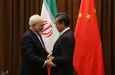 Ngoại trưởng Trung Quốc và Iran thảo luận các vấn đề Syria, Triều Tiên