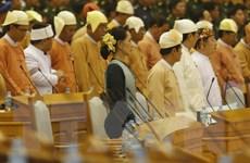 Myanmar ấn định thời điểm tổ chức họp Quốc hội lần thứ 5