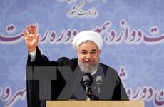 Bầu cử tổng thống Iran: Tổng thống Rouhani bảo vệ thành tựu kinh tế
