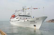 Tàu Giao Long hoàn thành chuyến lặn thứ 2 tại Biển Đông