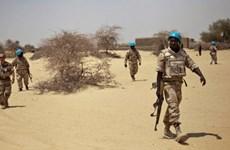 Doanh trại Liên hợp quốc tại Mali bị nã pháo, 10 người thương vong