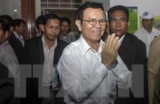 Campuchia: Bộ Nội vụ công nhận điều lệ mới của đảng CNRP