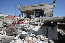 Quân đội Iraq mở mặt trận mới tấn công khu vực IS chiếm giữ