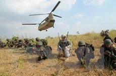 """Hơn 5.000 binh sỹ Mỹ và Philippines tập trận thường niên """"Vai kề vai"""""""