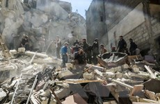 Syria: Phiến quân bắt đầu sơ tán khỏi khu vực ngoại ô Damascus