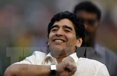 Diego Maradona trở thành huấn luyện viên câu lạc bộ hạng hai của UAE