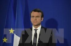 Truyền thông thế giới ca ngợi chiến thắng của ông Emmanuel Macron