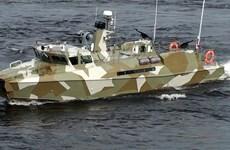 Hạm đội Biển Đen được bổ sung tàu tấn công nhanh mới nhất