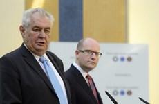Séc: Mâu thuẫn giữa Tổng thống và Thủ tướng ngày càng trầm trọng