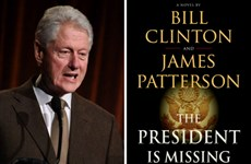 """Tiểu thuyết """"The President is Missing"""" hé lộ những bí mật về Nhà Trắng"""
