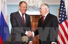 Ngoại trưởng Nga và Mỹ hội đàm về tình hình Syria và Ukraine