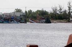 Xác định trách nhiệm cá nhân, tổ chức vụ chìm tàu trên sông Gành Hào