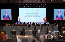 Hội nghị chuyên đề IPU về biến đổi khí hậu khai mạc tại TP.HCM