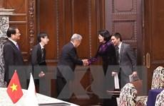Chủ tịch Thượng viện Nhật ủng hộ Chính phủ hỗ trợ ODA cho Việt Nam