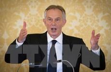 Ông Tony Blair cảnh báo Thỏa thuận hòa bình Bắc Ireland phải sửa đổi
