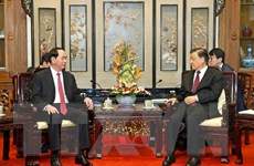 Quan hệ Việt-Trung: Tăng cường trao đổi kinh nghiệm giữa hai đảng