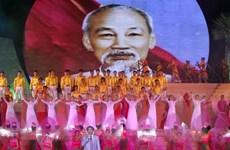 Người Việt tại Anh kỷ niệm 127 năm ngày sinh Chủ tịch Hồ Chí Minh