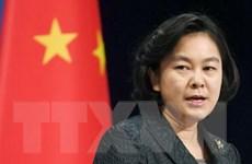 Trung Quốc phản ứng về cuộc gặp của Nhật và New Zealand về Biển Đông
