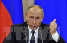 Tổng thống Vladimir Putin: Quan hệ Nga-EU không bình thường