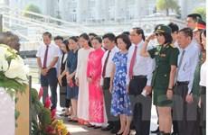 Hoạt động kỷ niệm ngày sinh Chủ tịch Hồ Chí Minh tại Singapore