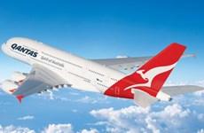 Máy bay của Quatas bị hỏng động cơ khi đang chở hàng trăm hành khách