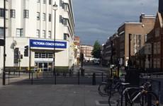 Cảnh sát Anh mở lại nhà ga Victoria Coach sau khi kiểm tra gói đồ