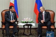 Đại sứ Philippines: Manila-Moskva không thiết lập liên minh an ninh