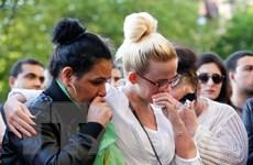 Anh tức giận vì Mỹ để lộ thông tin điều tra vụ nổ ở Manchester