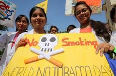 """""""Mỗi cái chết do thuốc lá đều là một bi kịch có thể ngăn chặn được"""""""